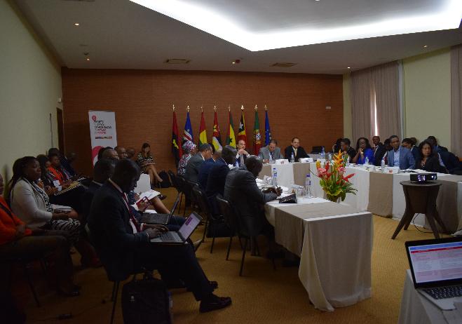 Reunião do Comité de Pilotagem - 15 de junho 2018, São Tomé e Príncipe