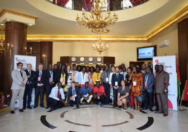 Seminário Formativo sobre Organização e Gestão da Justiça Criminal , 28 a 30 de outubro de 2019, Bissau