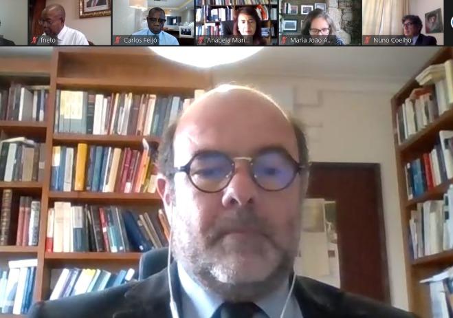 Prof. Doutor Pedro Caeiro