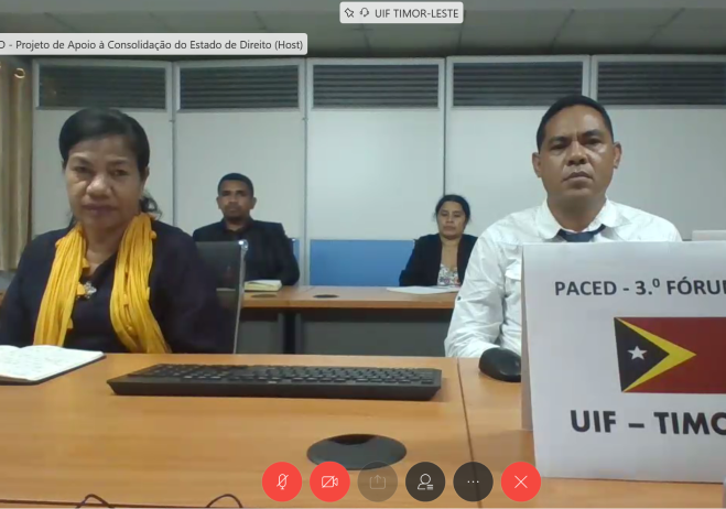 Unidade de Informação Financeira de Timor-Leste