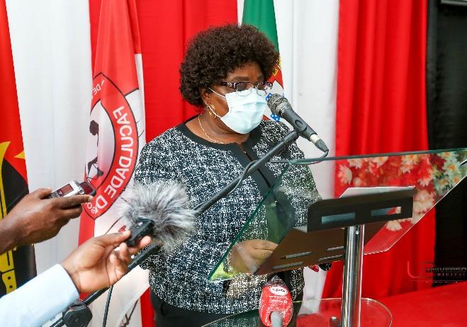 Governadora Provincial do Huambo, Loti Nolika