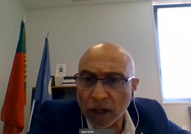 Unidade de Informação Financeira de Portugal, Dr. Carlos Sarmento