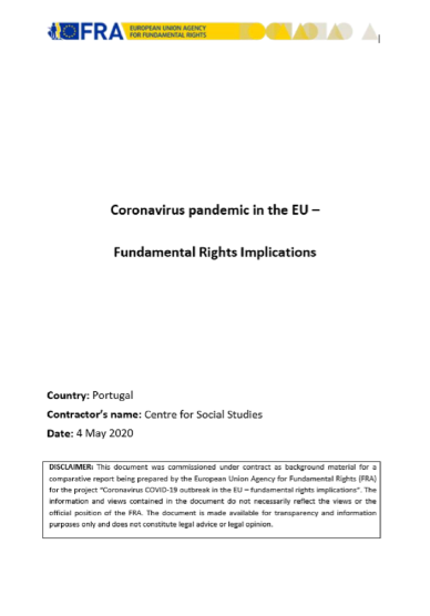 European Union Agency for Fundamental Rights (FRA)